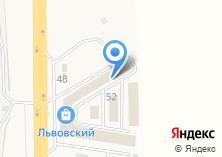 Компания «Магазин натяжных потолков и дверей» на карте