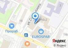 Компания «Стик» на карте