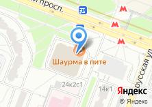 Компания «Аквапринт» на карте