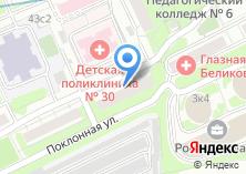 Компания «РАН Консалтинг» на карте