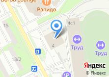 Компания «Спортсервис» на карте