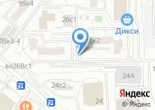 Компания «Продуктовый магазин на ул. Академика Пилюгина» на карте