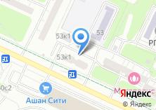 Компания «Кварта-Турс» на карте