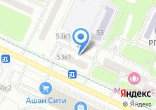 Компания «Santovar» на карте