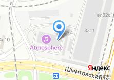 Компания «НовАвто» на карте