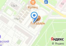 Компания «МОСНЕФТЕПРОМ» на карте