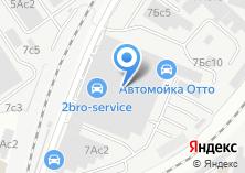Компания «Ситроен-Клуб» на карте