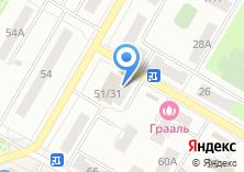 Компания «Инфанта» на карте