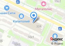 Компания «Книжный Лабиринт» на карте