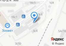 Компания «ТЕРМО-БЕТОН» на карте