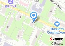 Компания «Жилищно-строительный кооператив №2 работников Большого театра» на карте