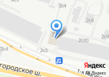 Компания «ЕвроПереезд» на карте