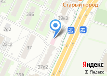 Компания «Груминг Сервис» на карте