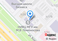 Компания «Интеграция Связи» на карте