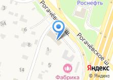 Компания «Очаг кафе-бар» на карте