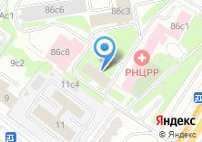 Компания «Лизоформ-Москва» на карте