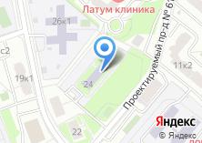 Компания «Детский сад №253» на карте