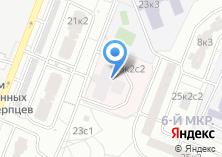 Компания «Консультативно-диагностический медицинский центр им. Г.Н. Габричевского» на карте