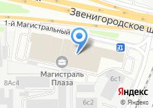 Компания «BAU7» на карте