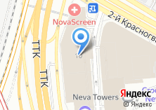 Компания «Северная Башня - бизнес центр» на карте