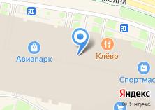 Компания «Строящееся административное здание по ул. Ходынский бульвар» на карте
