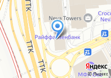 Компания «Московская инвестиционная группа» на карте