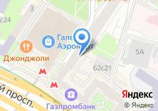 Компания «ГАЛЕРЕЯ КРАСОТЫ» на карте