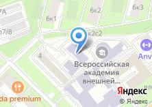 Компания «Российский внешнеэкономический вестник» на карте
