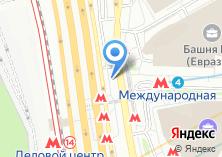 Компания «Станция Международная» на карте