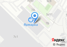 Компания «Плантсейл» на карте