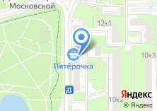 Компания «Золотой Ключик-Сервис» на карте