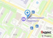 Компания «Технодом» на карте