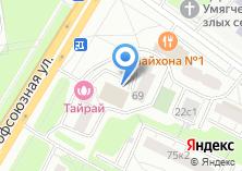 Компания «Саморегулируемая организация энергетического обследования» на карте