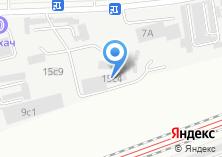 Компания «100 ламп» на карте