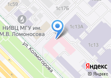 Компания «ВТБ МЕДИЦИНСКОЕ СТРАХОВАНИЕ» на карте