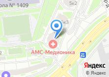 Компания «Студия эксклюзивного интерьера Татьяны Божовской» на карте