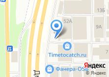 Компания «СВКОМ ПЛЮС» на карте