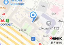 Компания «Конек-М» на карте