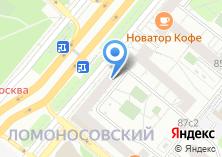 Компания «Каминчик.ру» на карте