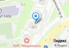 Компания «Мировые судьи Савёловского района» на карте