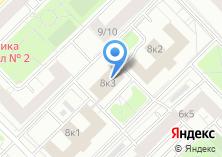 Компания «ЛомоносовЪ» на карте