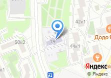 Компания «Детский сад №2621» на карте