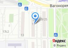 Компания «Чермет плюс» на карте