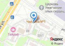 Компания «Соломон Риэлти» на карте