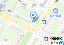 Компания «Kuzina» на карте