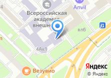 Компания «Центр иностранных языков» на карте