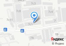Компания «Иллюминекс» на карте