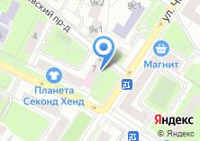 Компания «Альбион-А» на карте
