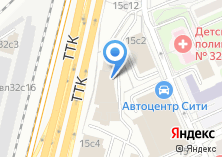 Компания «Союзгранитстрой» на карте