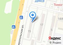 Компания «Фирма Сандол» на карте